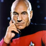 Did Capt. Picard play Scrooge?