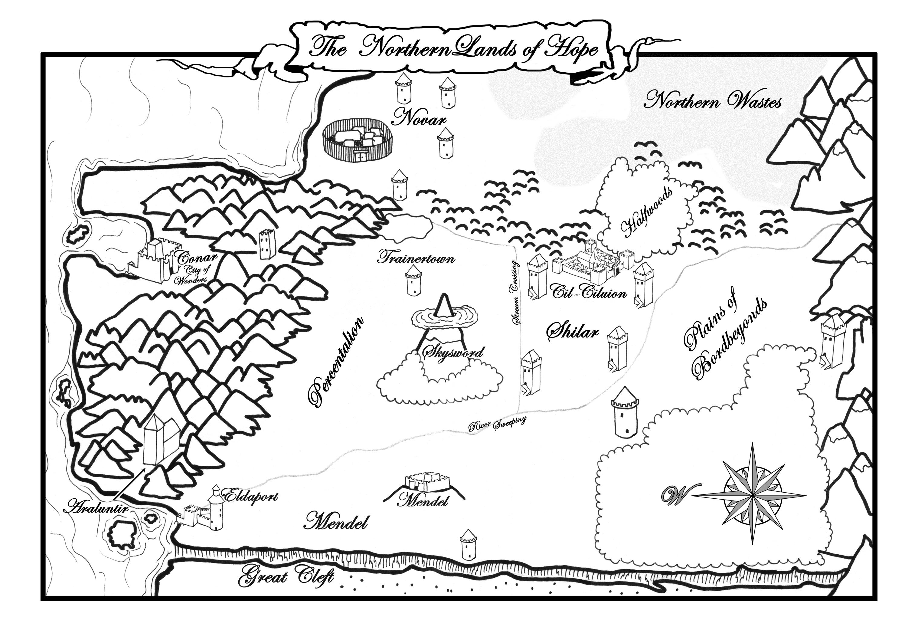 LoH_kg_1_map northern lands