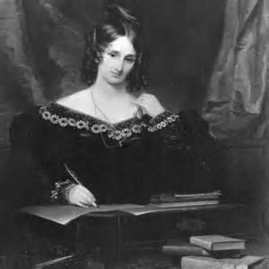 MaryShelley-writing