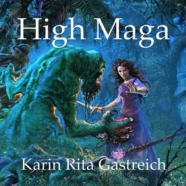 High Maga Audiobook Cover