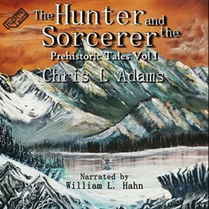 Audiobook giveaway for great new tale from Chris Adams